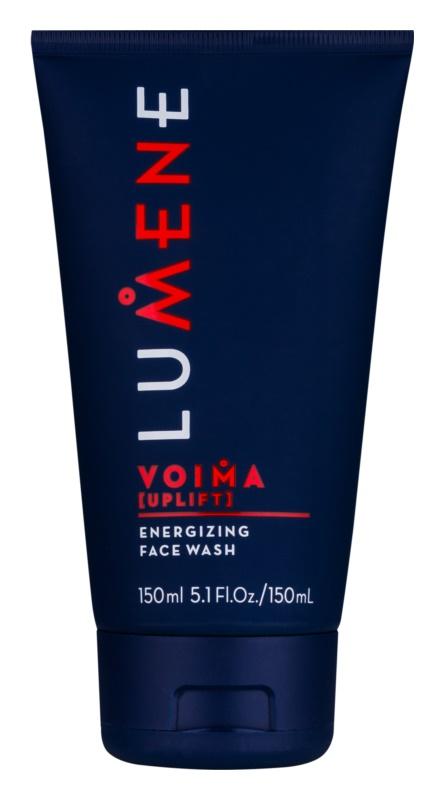 Lumene Men Voima [Uplift] energizujúci umývací gél na tvár